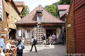 Дома за знаменитыми фасадами