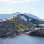 Атлантическая дорога. Норвегия.