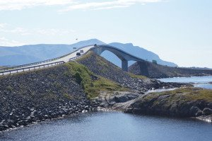 Отчет об автопутешествии по Норвегии