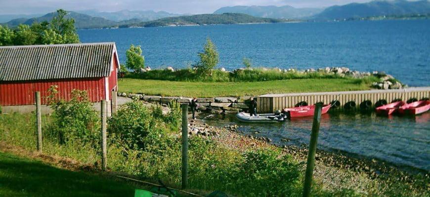 Люсе фьорд. Норвегия
