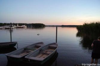 Озеро Krossinsee