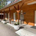 Дом с facilites Campingplatz Nord-West