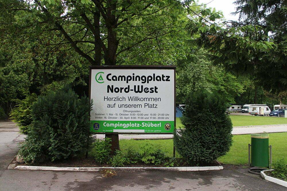 Режим работы Campingplatz Nord-West