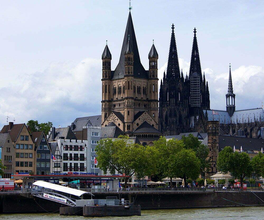 Церкви Кёльна