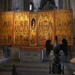 Алтарь Святой Клары, Кёльнский собор