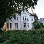 Дом на улице Strandvejen. Копенгаген