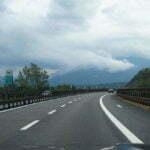 Дорога сквозь Альпы