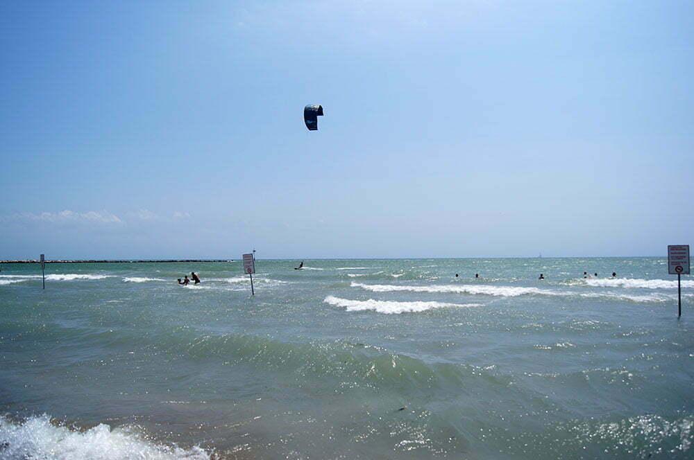 Море в Лидо Ди Езоло