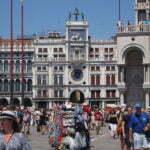 Толпы Венеции