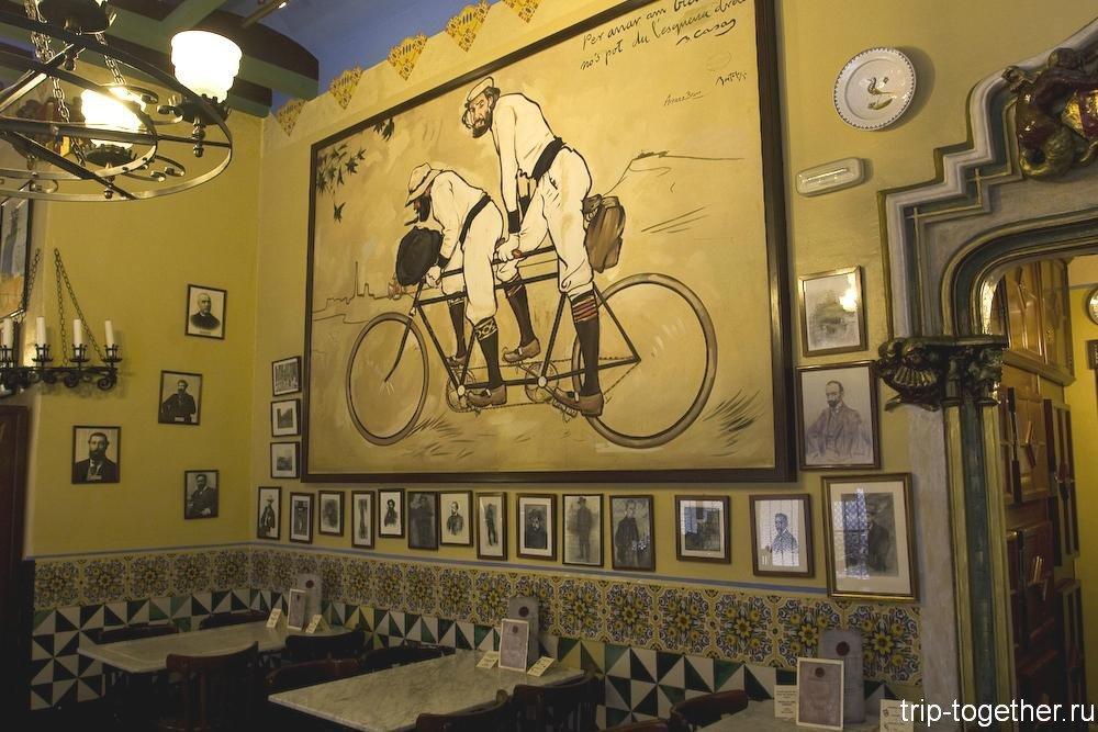 Где поесть в Барселоне