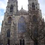 Йоркширский собор. Великобритания
