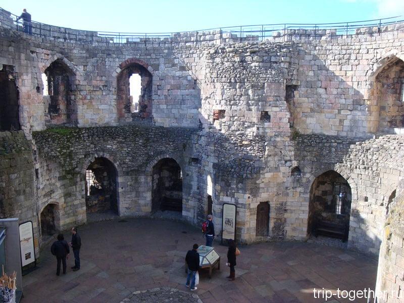 Йоркский замок (York Castle)
