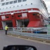 Паром Viking Line в Турку, Финляндия