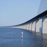 Мост между Швецией и Данией
