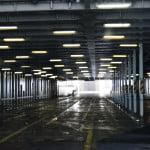 Паром FinnLines - Мальмё - Травемюнде - вид автомобильных палуб