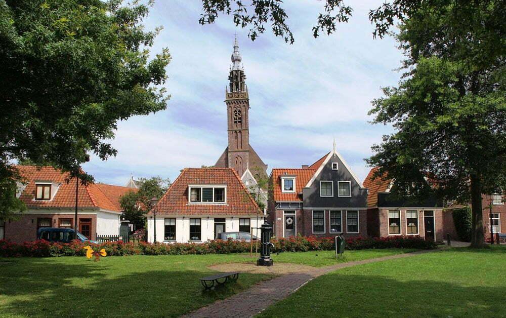 Башня с карильоном в Эдаме