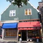 Сырный магазин в Эдаме