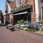 Цветочный магазин в Эдаме