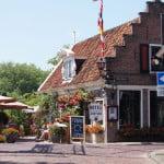 Кафе, гостевой дом в Эдаме