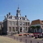 старая ратуша, городской музей. Эдам