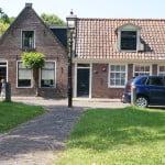 Жилые дома в Эдаме