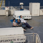 Мы отдыхаем на борту парома FinnLines из Мальмё в Травемюнде