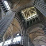 Своды Руанского собора
