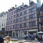 Площадь Старого рынка Вье-Марше (Руан)