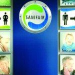 Туалеты sanifair на дорогах Германии