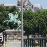 Скульптура Наполеона Банапарта в Руане