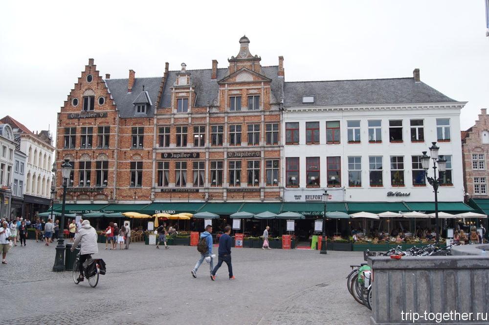 Большая площадь (Grote Markt)