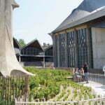 Руан, место на котором сожгли Жанну д'Арк