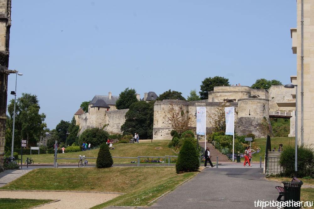 Замок Вильгельма Завоевателя