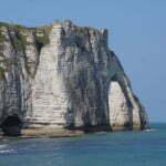 La falaise d'Aval
