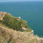 Бесподобные цвета моря, скал и травы