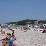 Пляж Гавра, Франция, Верхняя Нормандия