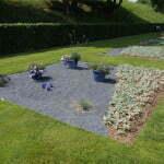 Клумбы висячих садов