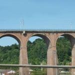 Мост рядом с Руаном
