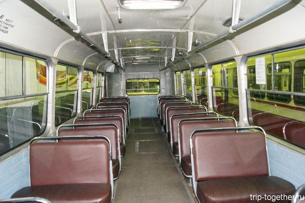Троллейбус МТБ-82Д №226