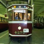 Музей электротранспорта в Санкт-Петербурге