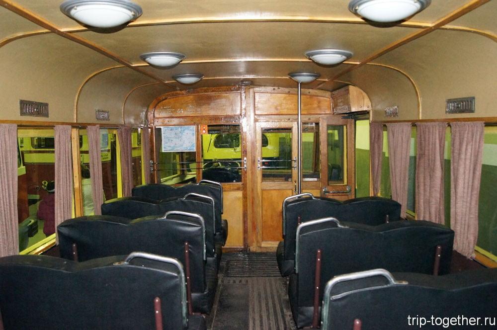 Троллейбус ЯТБ-1 №44