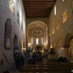 Центральный неф базилики Св. Георгия