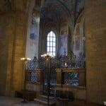 Готическая капелла святой Людмилы