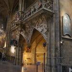 Интерьер собора Святого Вита, внутри