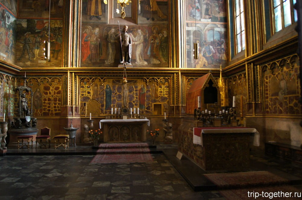 Капелла Святого Вацлава