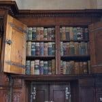 Древние книги в Старом Королевском дворце Пражского града