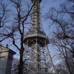 Пражская Эйфелева башня