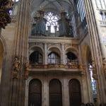 Соборный орган в стиле роккоко (1763 год)
