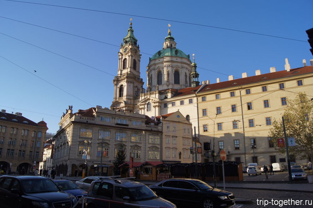 Церковь святого Микулаша