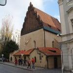 Самая старая синагога Европы